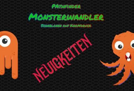 Neuigkeiten zum Monsterwandler