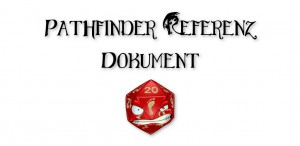 Pathfinder Referenz Dokument (PRD)