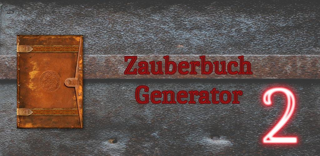kostenloser Versand bester Wert exquisites Design Zauberbuch Generator 2 - 5footstep
